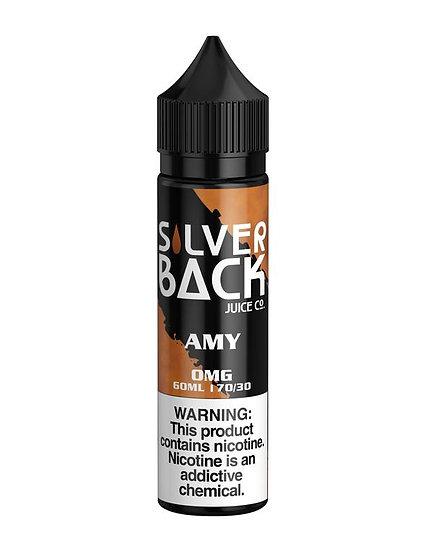 SILVERBACK JUICE CO | Amy