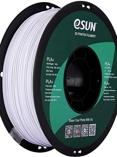 ESUN PLA+ 1,75 mm, WHITE