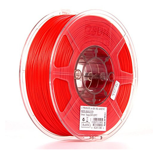 ESUN PLA+ 1,75 mm, Red