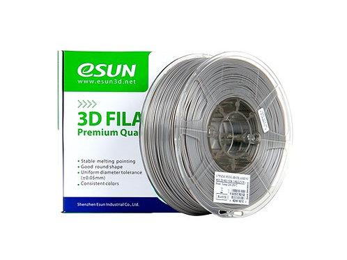ESUN PETG 1,75 mm, Solid Silver