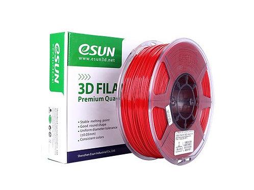 ESUN PETG 1,75 mm, Solid Red