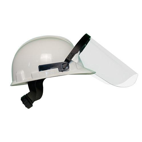 Visière casque de construction