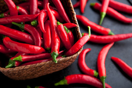 Basket of Chilies