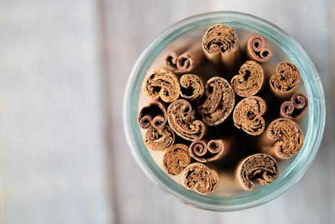 Jar of Cinnamon