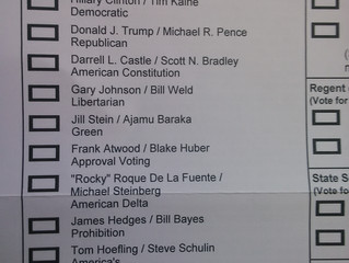 Vote Emidio Soltysik for President of the United States