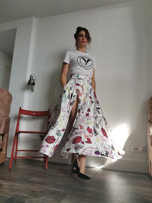 Falda INDESTRUCTIBLE capa
