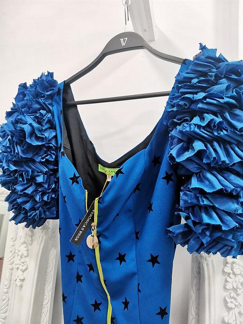 Top PASIÓN BLUE
