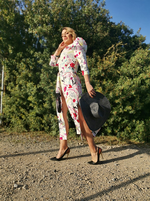 Vestido - Levita INDESTRUCTIBLE TEAM