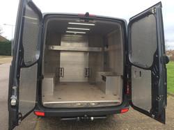 Loading Area  6 Seater Splitter