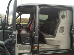 Luxury 6 Seater Splitter