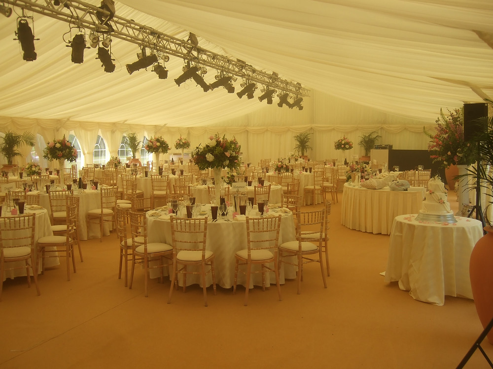 Hire The Best Marquees In Essex