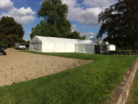 The Perfect Marquee For Your Spring Event