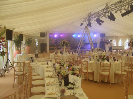 Affordable, Reliable event equipment