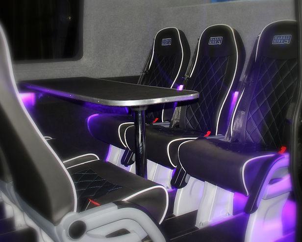 6 Seater Luxury Splitter