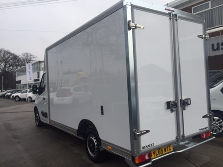 LoLoader Vans for Essex Business