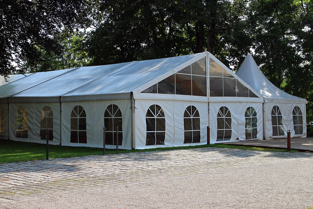 Vicarage: Everything You Need Under A Marquee