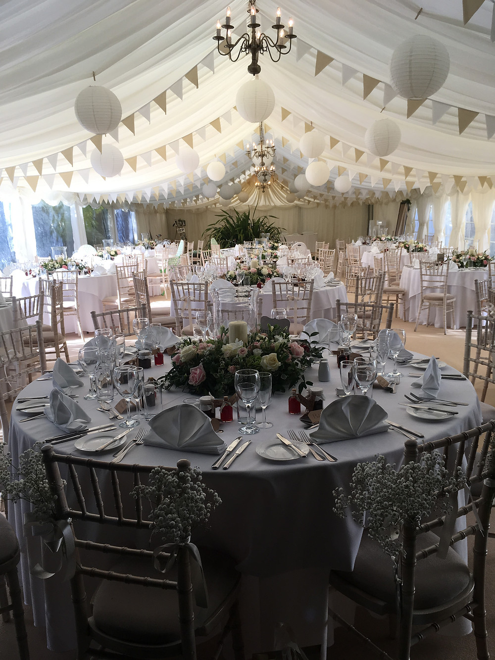 Marquees To Support The Hospitality Industry