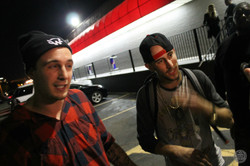 Chris Webby & MC Cip