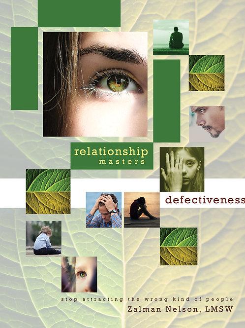 Defectiveness Life Pattern Workbook