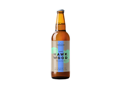 Bier Hawk Wood