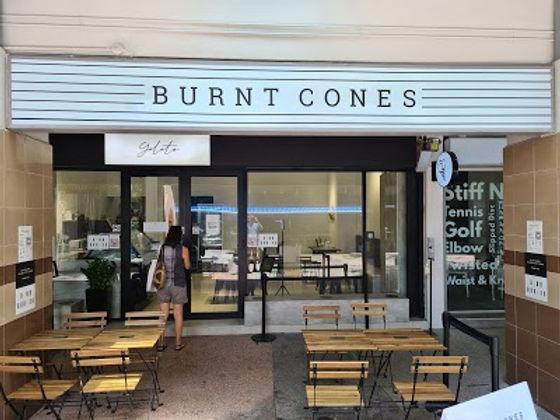 Burnt Cones Shop