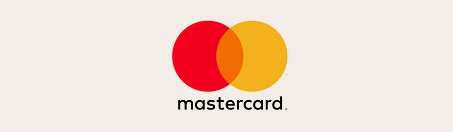modern logo example by mastercard