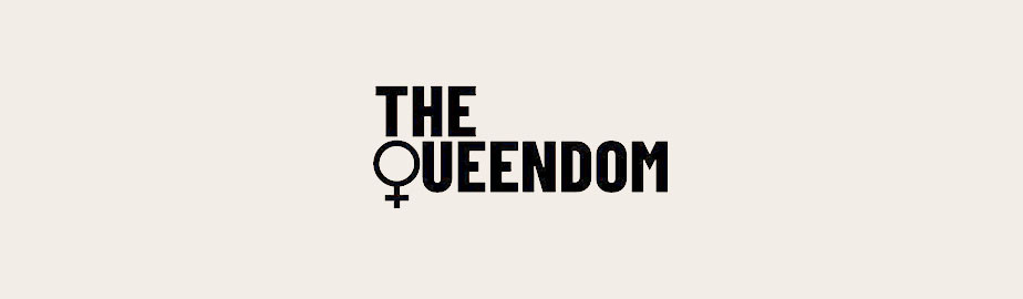modern logo example by the queendom