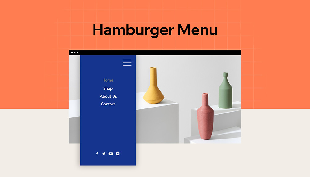 Complete guide to the hamburger menu