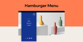 A Complete Guide to the Hamburger Menu Plus 14 Striking Examples
