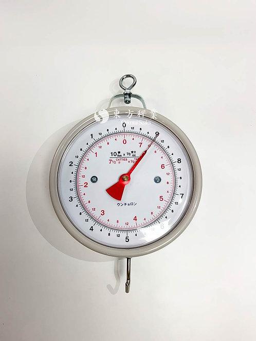 雙面彈簧吊磅(連秤盤)
