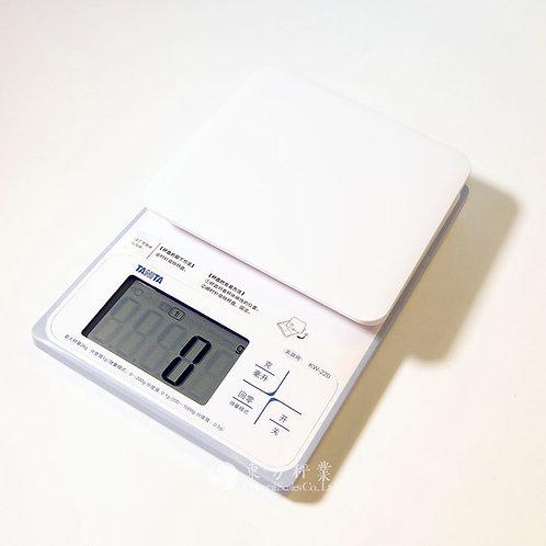 日本百利達TANITA 防水廚房磅 KW-220