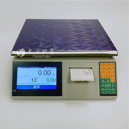 YAMADA山田牌收據打印電子磅