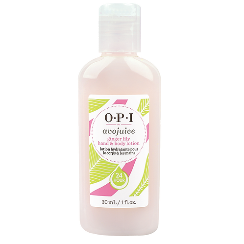 Avojuice Ginger Lily (hand- & bodylotion) - 30ml - OPI