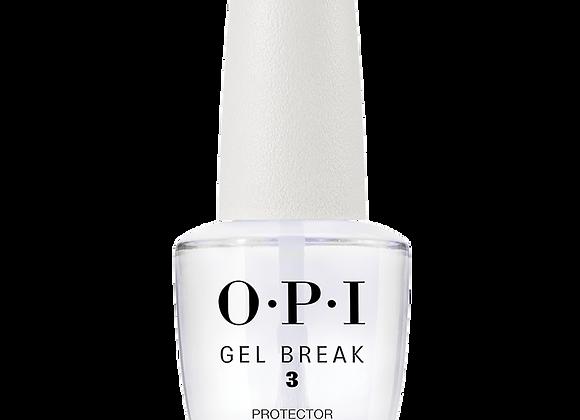 Gel Break Protector Top Coat (Stap 3) - OPI