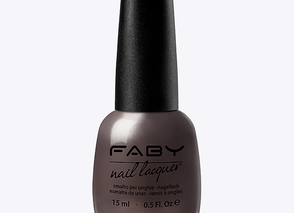 Never disagree with Faby! - Faby nagellak