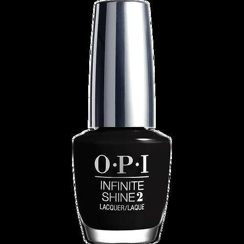 We're in the Black - OPI Infinite Shine