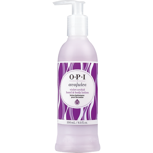 Avojuice Violet Orchid (hand- & bodylotion) - 250ml - OPI