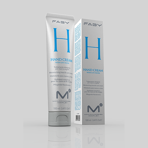 M2 Hand Cream - 100ml - FABY