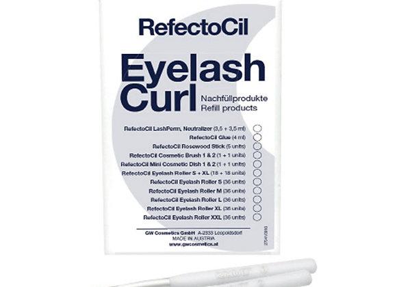 Borsteltje voor lash lift of kleuring aan te brengen van Refectocil