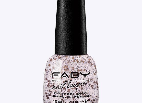 Glitter nagellak - FABY