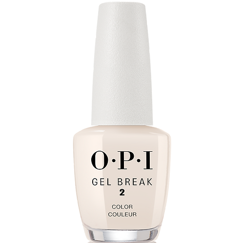 Gel Break Sheer Color - Barely Beige (Stap 2) - OPI