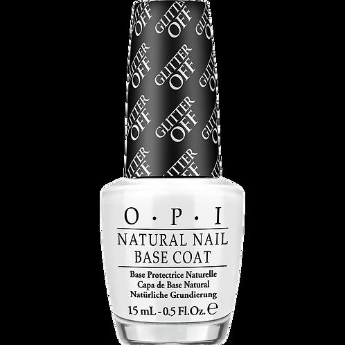 Glitter-off Base Coat -OPI
