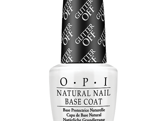Glitter-off Base Coat -OPI