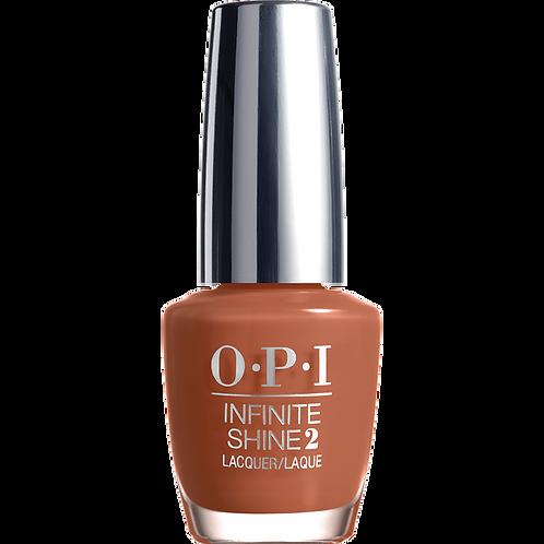 Brains & Bronze - OPI Infinite Shine