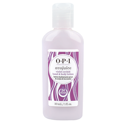 Avojuice Violet Orchid (hand- & bodylotion) - 30ml - OPI