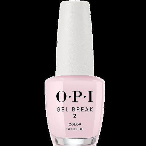 Gel Break Sheer Color - Properly Pink (Stap 2) - OPI