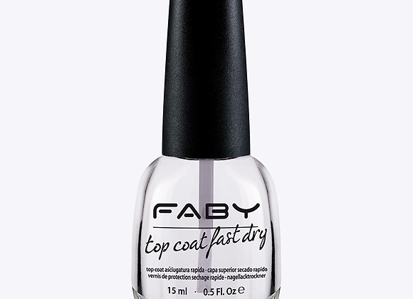 Top Coat Fast Dry - Faby