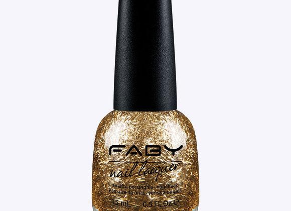 Glitterstaafjes goud