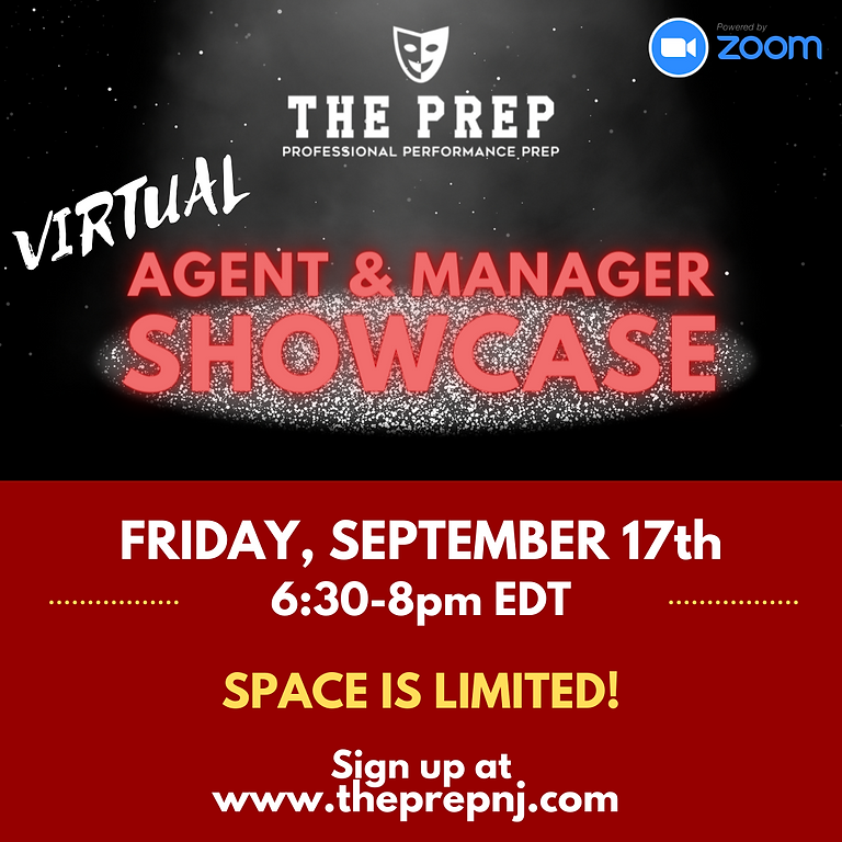 Agent and Manager Showcase!
