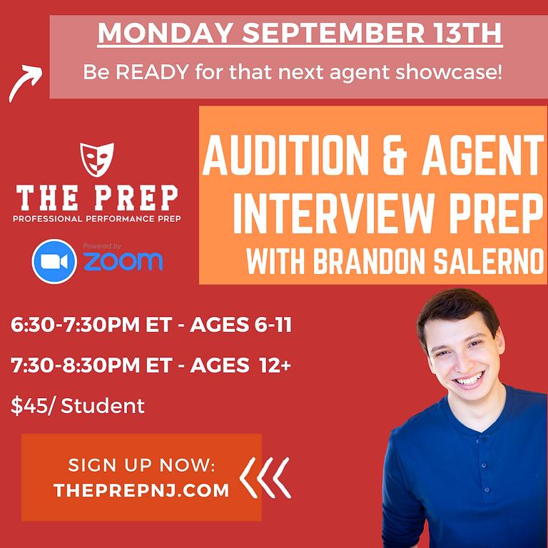 Agent Interview Prep w/ Brandon Salerno